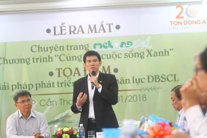 Báo Tuổi Trẻ ra mắt chuyên trang Mekong xanh - Ảnh 4.