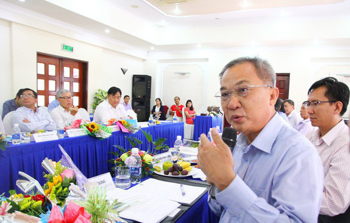 Báo Tuổi Trẻ ra mắt chuyên trang Mekong xanh - Ảnh 5.