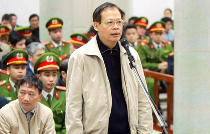 Bị cáo vụ án PVN xin xem lại thiệt hại, oán trách Trịnh Xuân Thanh - Ảnh 1.