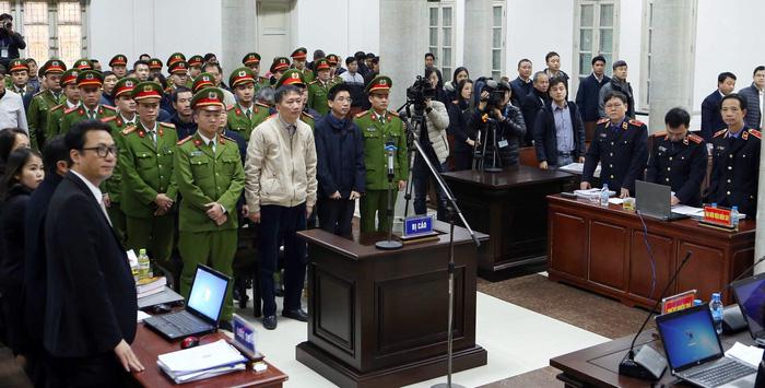 Tòa tuyên án: Đủ căn cứ buộc tội bị cáo Đinh La Thăng - Ảnh 4.