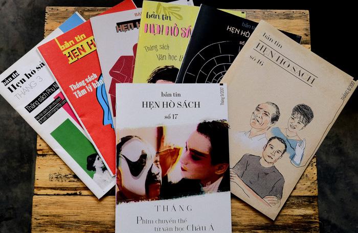 Book Connect, Book Hunter, Trạm đọc... và hẹn hò với sách - Ảnh 3.