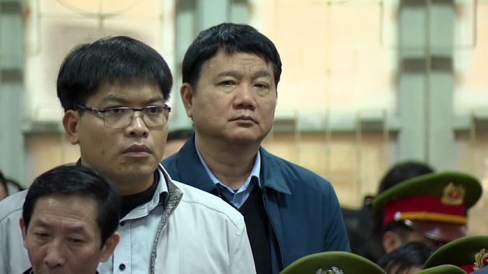 Ông Đinh La Thăng nhận trách nhiệm - Ảnh 1.