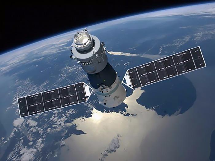 Trạm không gian Trung Quốc rơi trong 2 tháng nữa nhưng không biết xuống đâu - Ảnh 1.