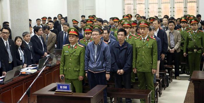 Đề nghị cách ly người làm chứng phiên tòa ông Đinh La Thăng - Ảnh 8.