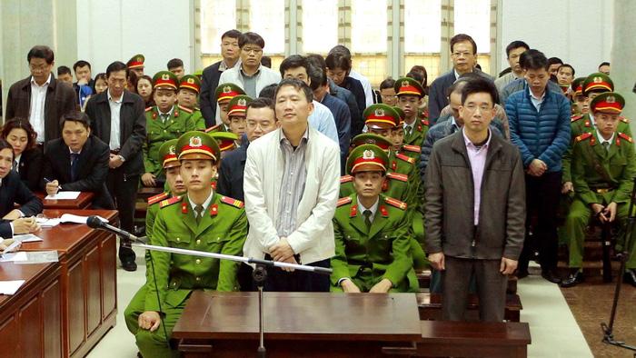 Phạt ông Đinh La Thăng 13 năm tù, ông Trịnh Xuân Thanh tù chung thân - Ảnh 7.