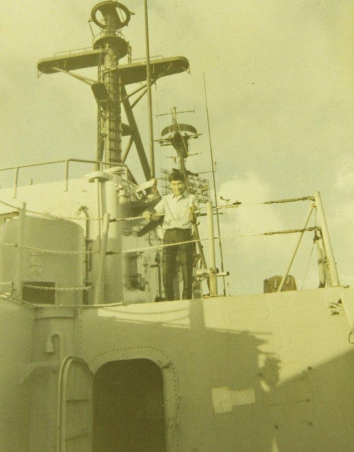 Nhật Tảo, chiến hạm bi hùng - Ảnh 2.