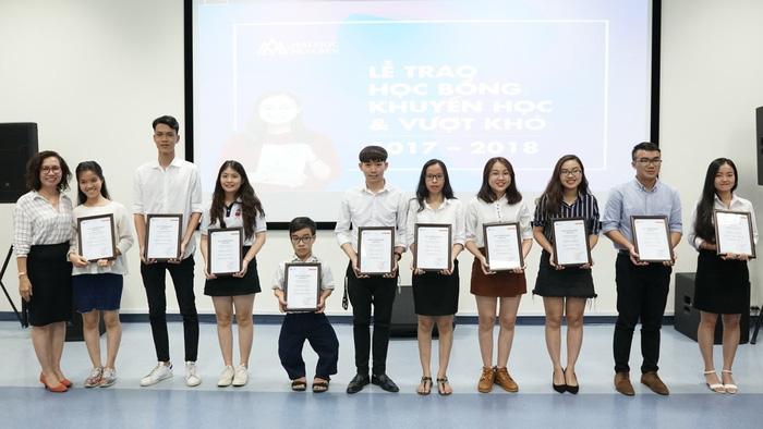 Đại học Hoa Sen dành 20 tỉ đồng cho Học bổng tuyển sinh 2019 - Ảnh 1.