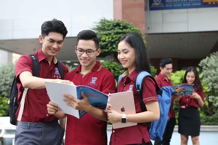 Đại học Nguyễn Tất Thành: Đa dạng hình thức xét tuyển năm 2019 - Ảnh 1.