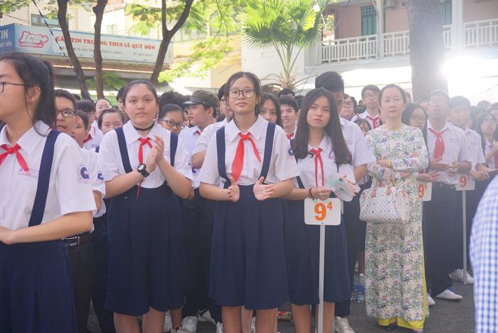 Trường phổ thông năng khiếu tuyển 600 học sinh lớp 10 - Ảnh 1.