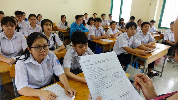 Tuyển sinh lớp 10 tại TP.HCM: Tự xác định vị trí, chọn điểm đến phù hợp - Ảnh 1.