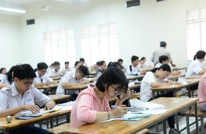ĐH Quốc gia TP.HCM nhận đăng ký thi đánh giá năng lực đợt 2 từ ngày 15-4 - Ảnh 1.