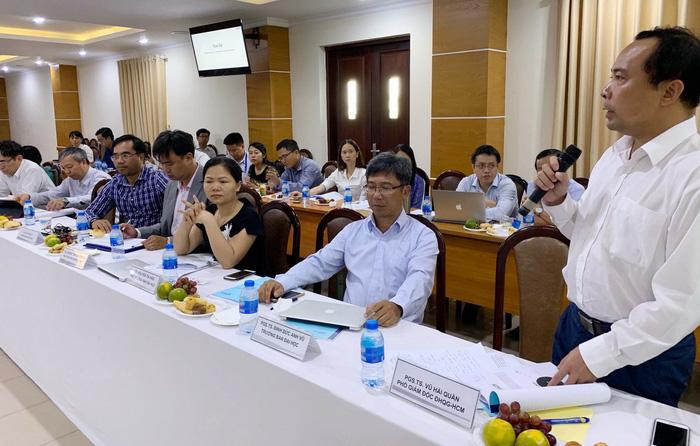 ĐH Quốc gia TP.HCM sẽ đào tạo liên ngành, xuyên ngành - Ảnh 1.