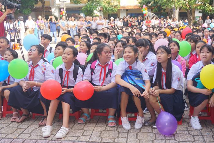 Tuyển sinh đầu cấp quận 4: Trường Vân Đồn tuyển sinh toàn quận - Ảnh 1.