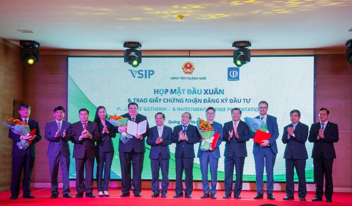 """VSIP Quảng Ngãi - nơi """"đất lành"""" cho nhà đầu tư - Ảnh 4."""