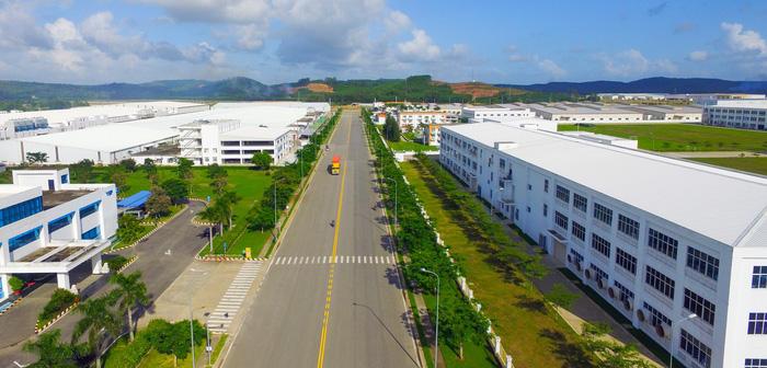 """VSIP Quảng Ngãi - nơi """"đất lành"""" cho nhà đầu tư - Ảnh 1."""