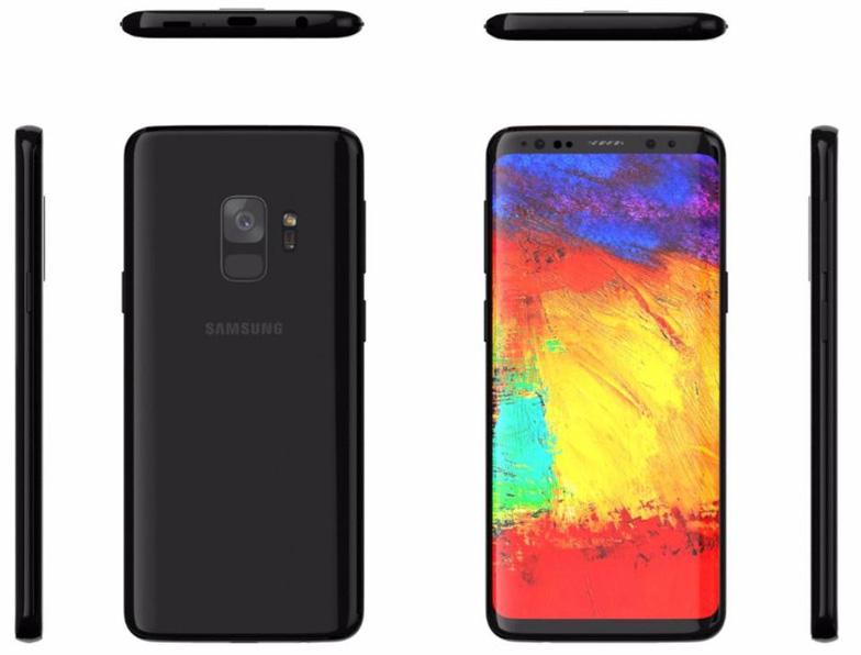 Những 'rò rỉ' đáng chú ý nhất về Samsung Galaxy S9 - Ảnh 3.