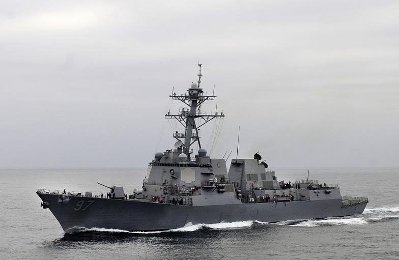 Ba tàu sân bay Mỹ tới châu Á bảo vệ ông Trump - Ảnh 12.