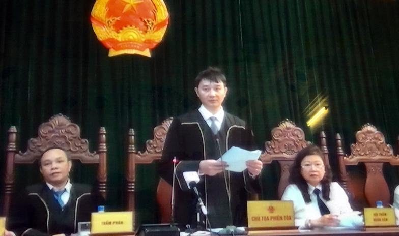 Tuyên tử hình Nguyễn Xuân Sơn, tù chung thân Hà Văn Thắm - Ảnh 6.