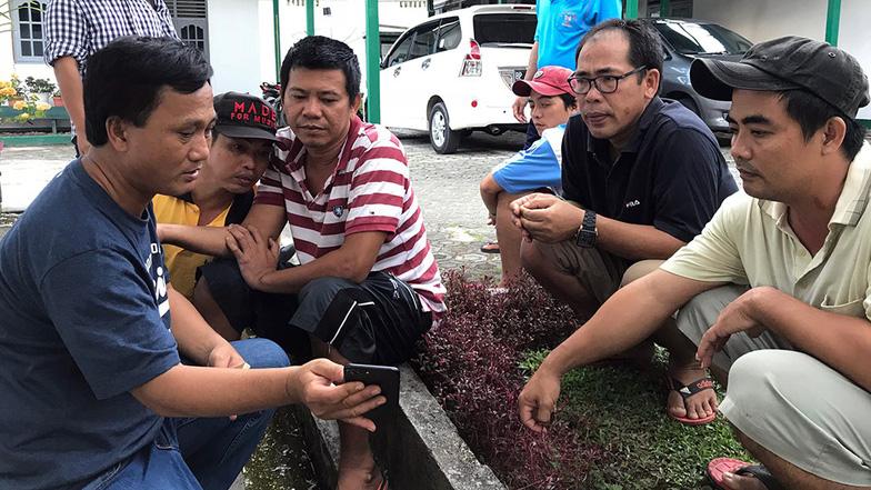 Quyết tìm công lý cho ngư dân bị bắt ở Indonesia - Ảnh 1.