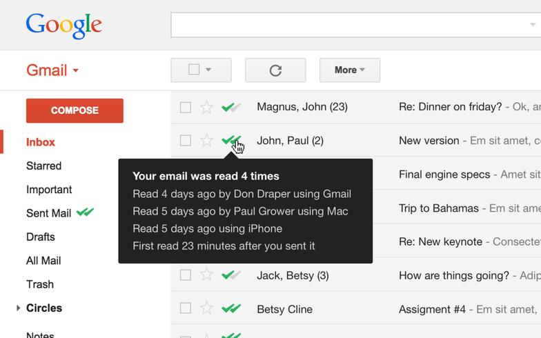 Xu hướng theo dõi việc mở email 'lặng lẽ' gia tăng - Ảnh 1.