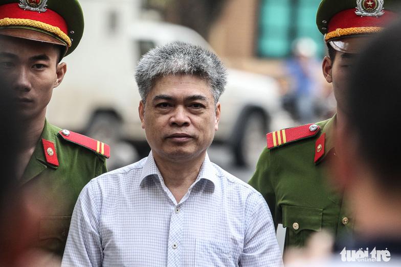 Tuyên tử hình Nguyễn Xuân Sơn, tù chung thân Hà Văn Thắm - Ảnh 1.