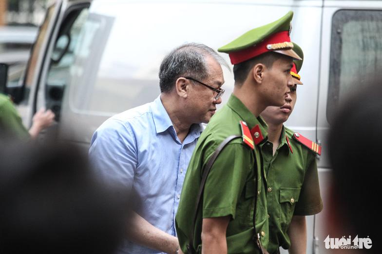 Tuyên tử hình Nguyễn Xuân Sơn, tù chung thân Hà Văn Thắm - Ảnh 5.