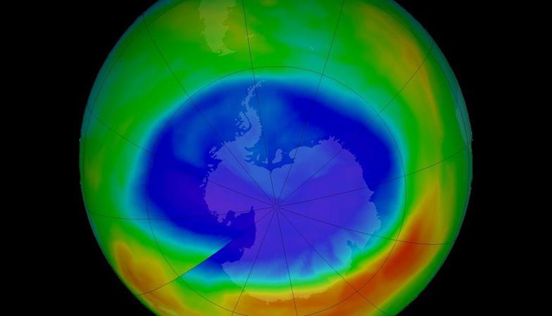 Tầng ozone ra sao sau 30 năm nghị định thư Montreal? - Ảnh 1.