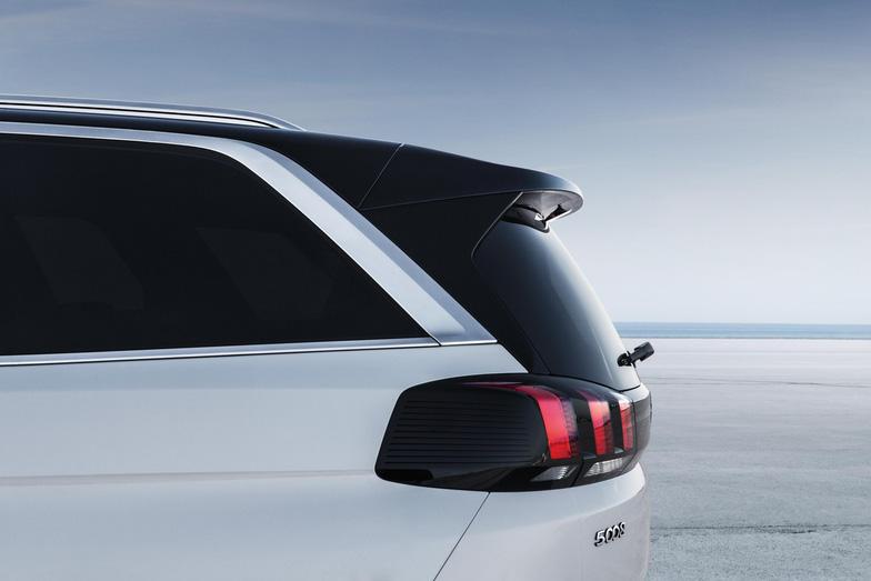Peugeot 5008 - SUV 7 chỗ thế hệ mới đến VN - Ảnh 6.