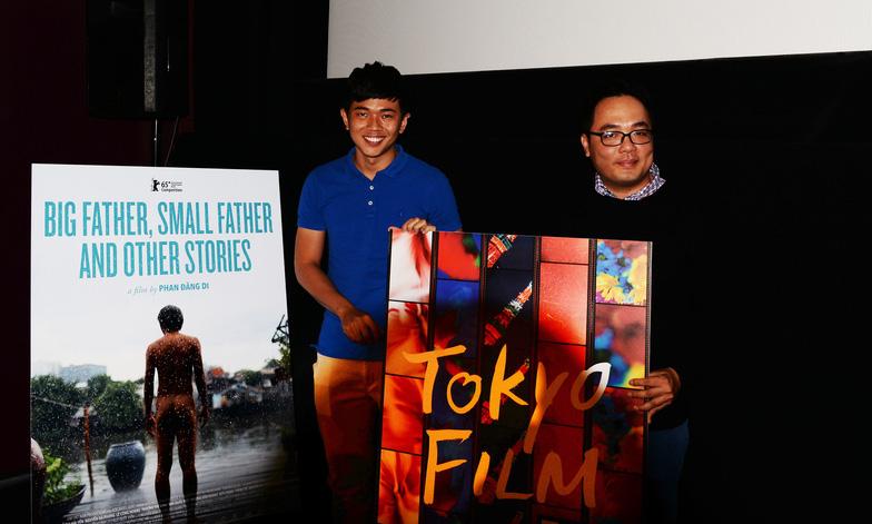 Cha và con và… của Phan Đăng Di gây bất ngờ ở Tokyo - ảnh 10