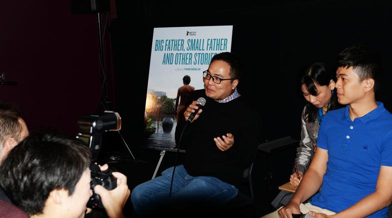 Cha và con và… của Phan Đăng Di gây bất ngờ ở Tokyo - ảnh 11