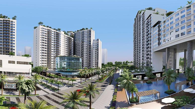 New City - Khu đô thị cao cấp mỗi căn mỗi vẻ - Ảnh 1.