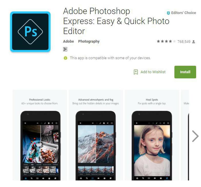 5 ứng dụng chỉnh sửa ảnh miễn phí tốt nhất trên Android và iOS - Ảnh 4.