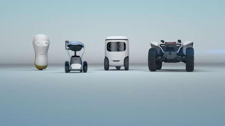 Honda sẽ trình làng loạt robot AI mới tại CES 2018 - Ảnh 1.