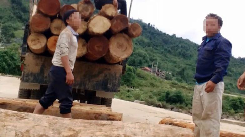 Tan nát rừng đầu nguồn - Kỳ 1: Tàn phá rừng phòng hộ - Ảnh 4.
