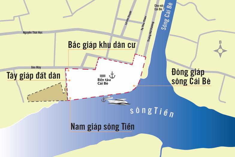 Dự án công viên trái cây lấn thô bạo sông Tiền - Ảnh 4.