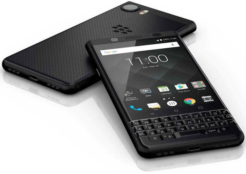 Blackberry nung nấu tham vọng trở lại thị trường smartphone - Ảnh 1.