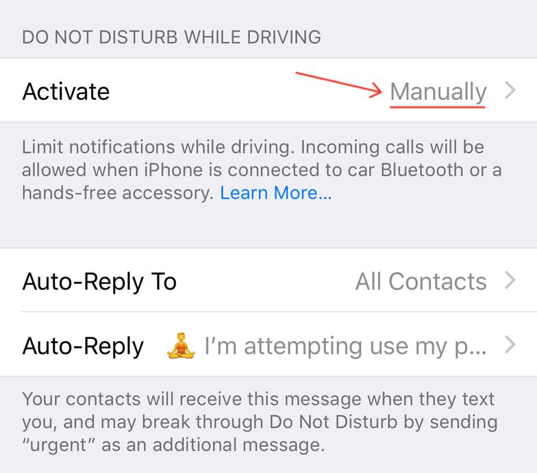 Cách thiết lập chế độ ngắt kết nối tạm thời cho iPhone - Ảnh 2.