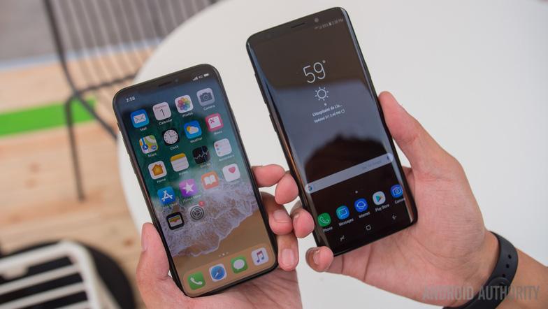 Đặt lên bàn cân Galaxy S9/S9+ và iPhone X - Ảnh 4.