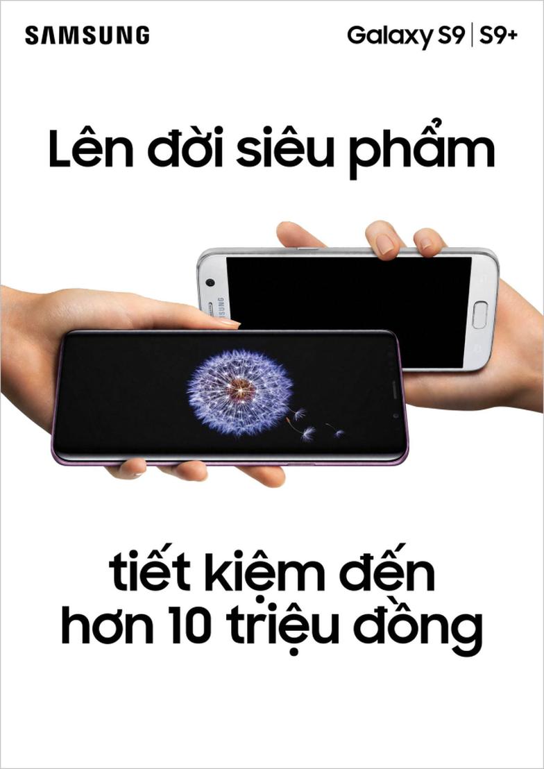 Galaxy S9 và S9+ đã chính thức có giá bán tại VN - Ảnh 3.