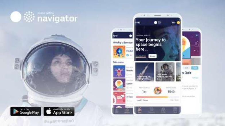 Ứng dụng đào tạo phi hành gia trên smartphone - Ảnh 1.