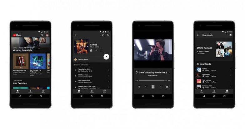 Tuần tới YouTube khởi động dịch vụ nghe nhạc trực tuyến