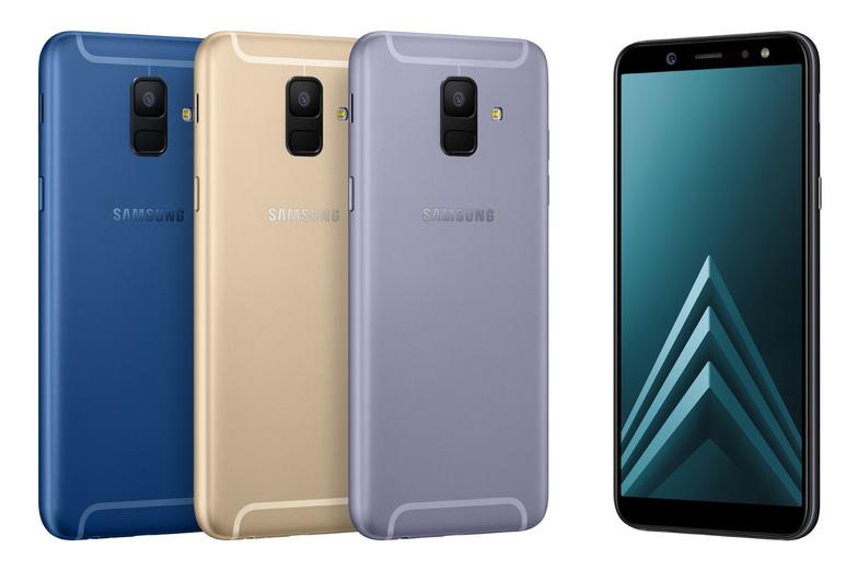 Samsung chính thức tung ra cặp đôi Galaxy A6/A6+ - Ảnh 1.