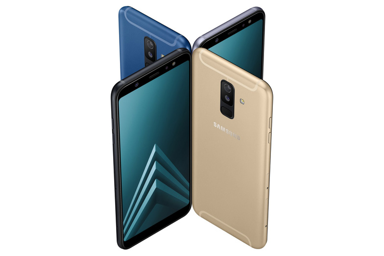 Samsung chính thức tung ra cặp đôi Galaxy A6/A6+ - Ảnh 3.