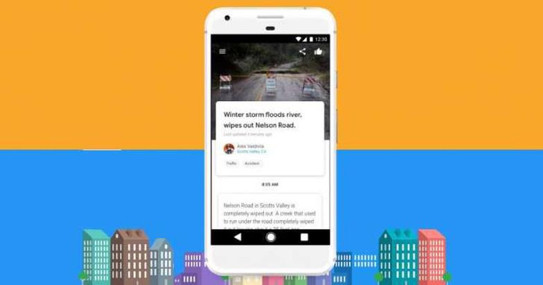 Google tung ứng dụng 'siêu thông tấn xã' cho nhà báo công dân - Ảnh 1.
