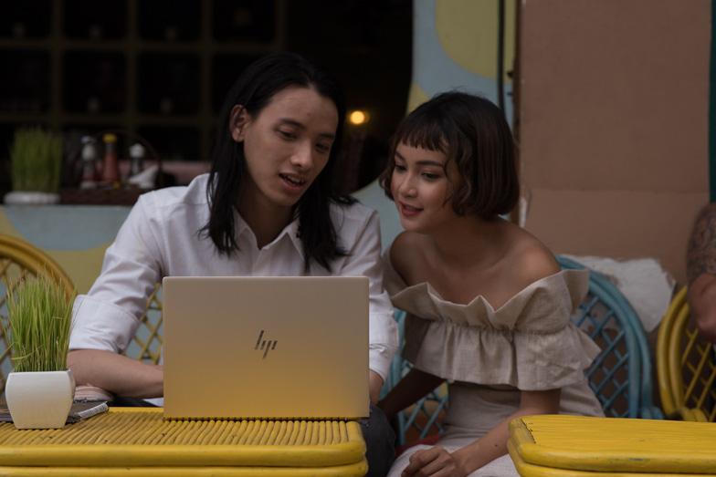 Laptop HP Envy 13 inch, kiêu sa cho doanh nhân khởi nghiệp - Ảnh 1.