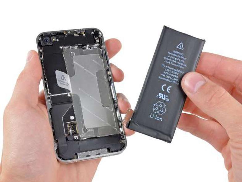 Làm sao để được thay pin 29 USD của Apple? - Ảnh 1.