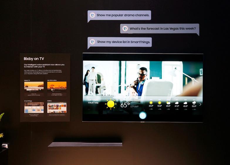 TV Samsung 2018 đã thông minh rồi còn phải khôn hơn - Ảnh 3.