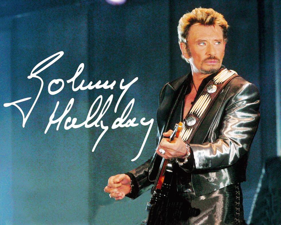 Johnny Hallyday, ông ấy là gia đình của chúng tôi - Ảnh 12.
