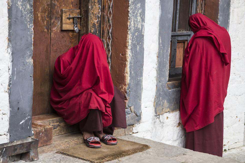 'Người đàn ông suy tư' đoạt giải ảnh du lịch của Guardian - Ảnh 11.