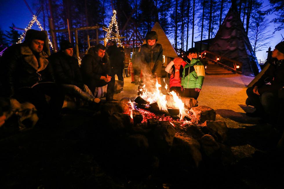 Đến Phần Lan chờ đón năm mới 2018 - Ảnh 13.